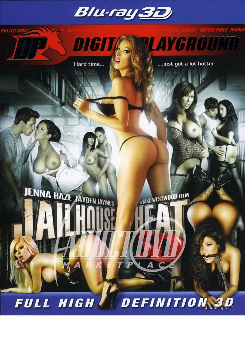 3d porn Jailhouse Heat in 3D UK 3d porn bluray and DVD 3dadult movies
